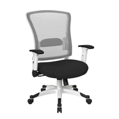 ergonomic executive management adjustable lumbar office chair