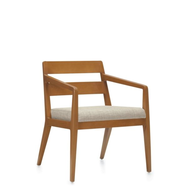Global Upholstery Chap Guest Chair