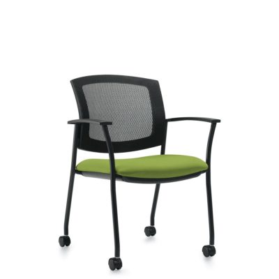 Global Upholstery Offices To Go Ibex Guest Chair