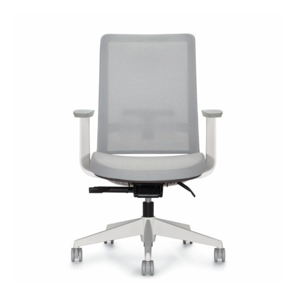 ergonomic executive management adjustable lumbar office task chair