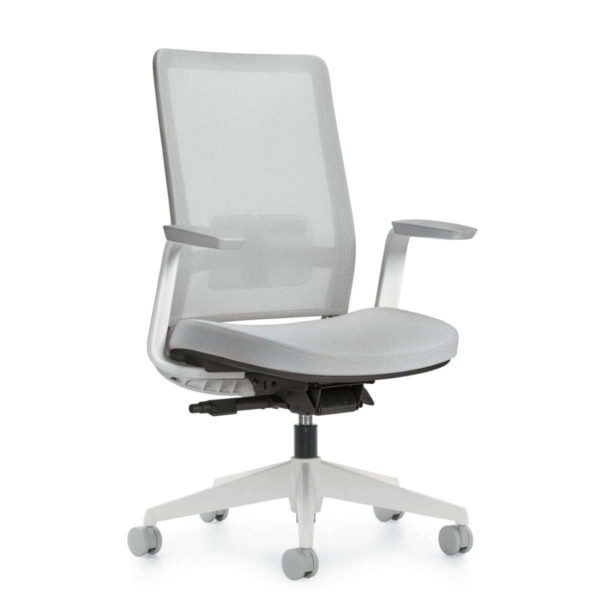 Factor Chair ergonomic executive management adjustable lumbar office task