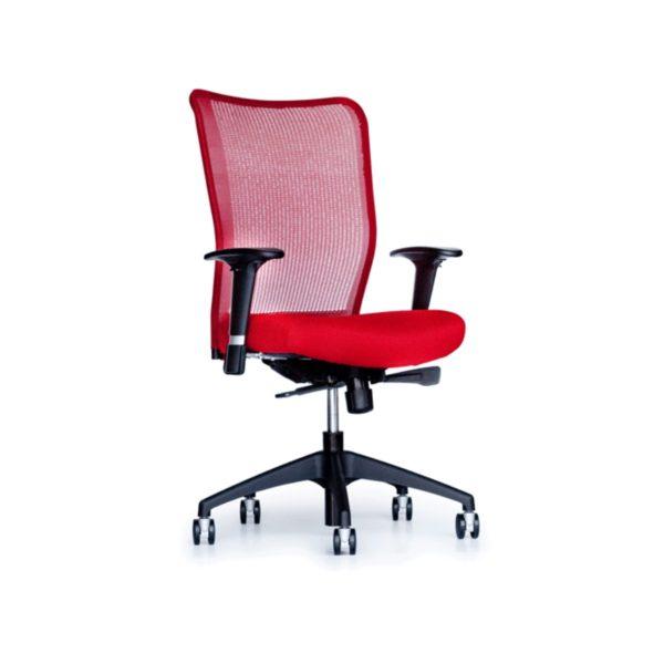 C Rite Fuzzy Mesh Chair