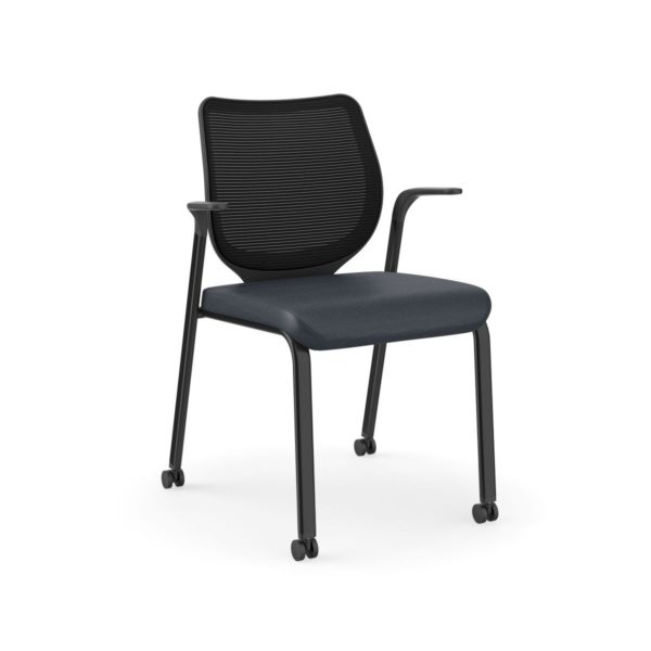 Hon Nucleus Guest Mesh Chairs