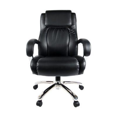 summit executive management big & tall office chair