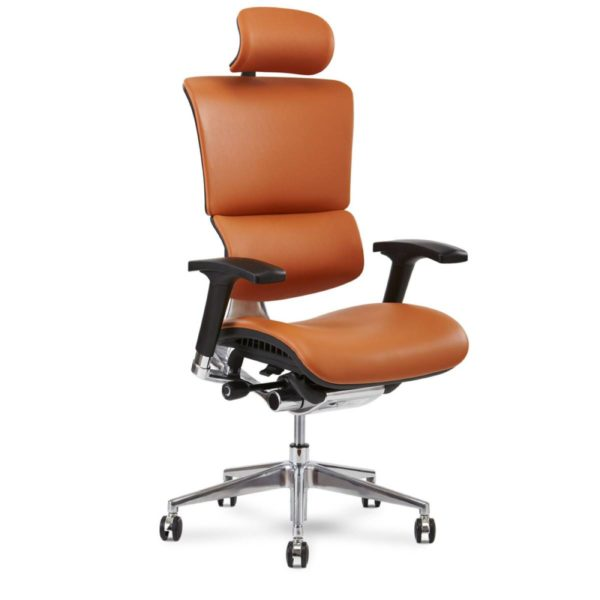 x-4 leather chair