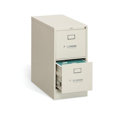 310 series 2drawer letter size file