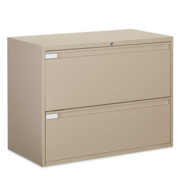 9300 plus series lateral file