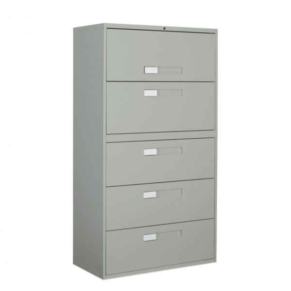 9300 series lateral file