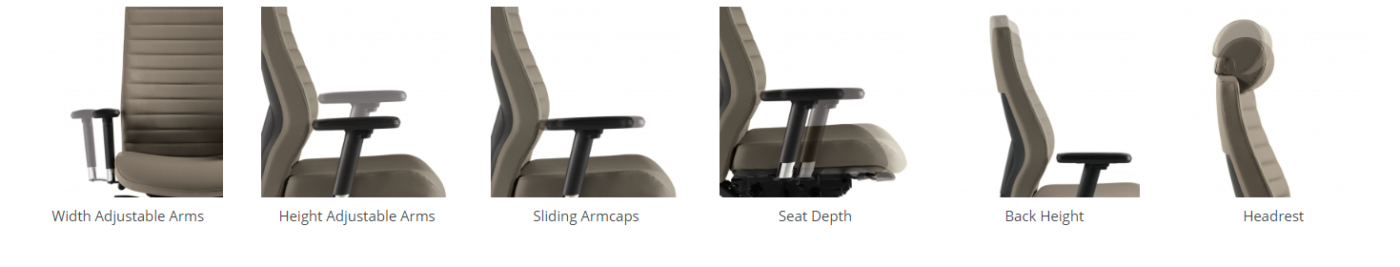 aspen chair series