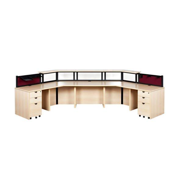 heartwood reception desks