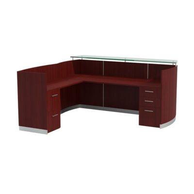 safco reception desks