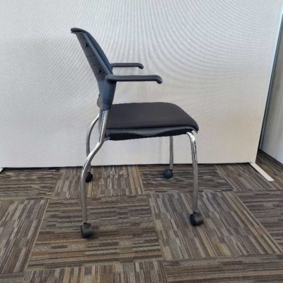 sonic stacking chair