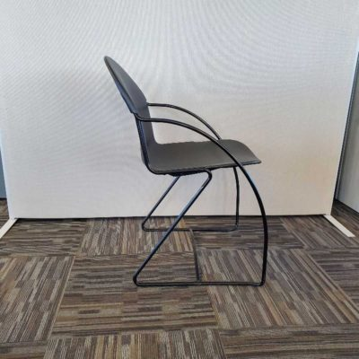 steelcase stacking chair