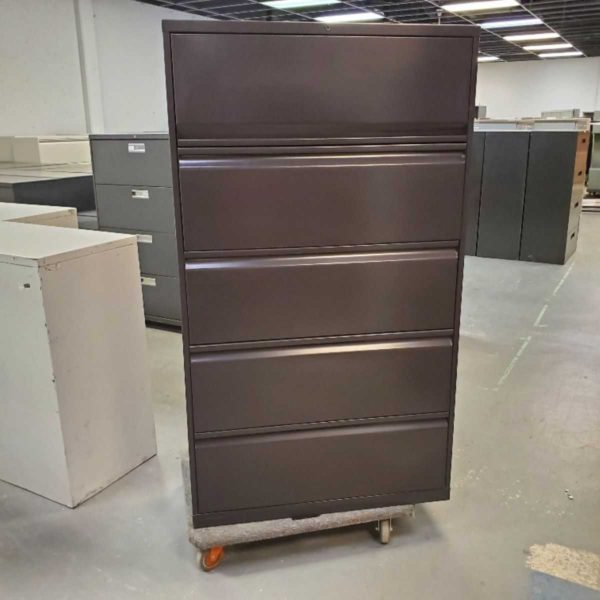 Knoll 5DR Lateral Files