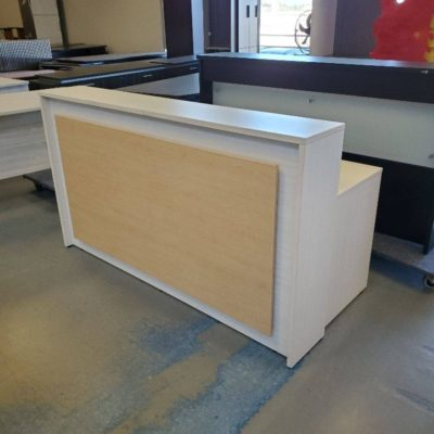 licence reception desk