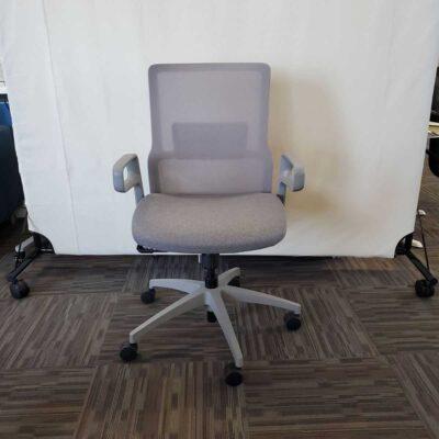 Grey Task Chair